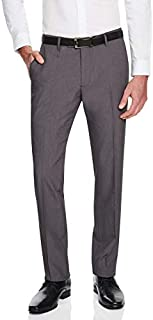 Tarocash Men's Eugene Stretch Pant Regular Fit Sizes 30-46 for Going Out Smart Occasionwear Trousers