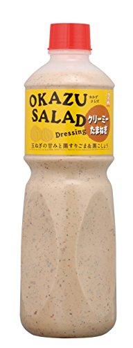 ケンコーマヨネーズ『OKAZU SALAD Dressing クリーミーたまねぎ』