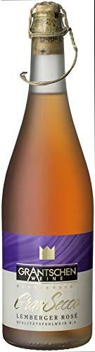 Württemberger Sekt/Secco/Perlwein/Bowlen Gran Secco Lemberger rosé B.A. (1 x 0.75 l)
