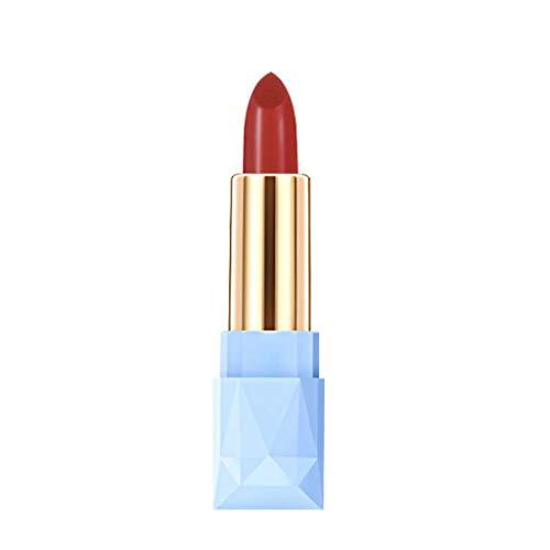 Kapian Lippenstift Lipgloss 8 Farben Lipstick Wasserdichte und Langlebige Lipgloss, Nicht Leicht zu...