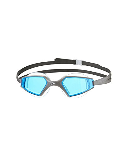 Speedo 8-09796A259 Swimming Goggles, Unisex Baby, (Chrome / Blue), One Size