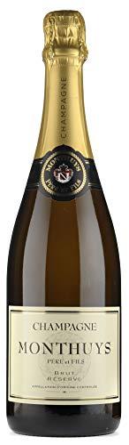 Monthuys Père & Fils Champagne Reserve Brut - 750 ml
