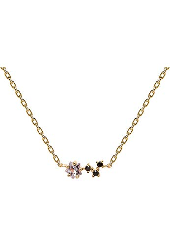 P D Paola Voyager 87896633 Women's Necklace 925 Silver Corundum One Size
