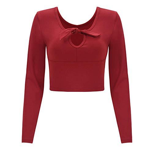 RRUI Panty voor dames, leggings voor joggingpak, herfst en winter, sneldrogende tops, yoga, nieuwe ga kleding, sport, T-shirt, vrouwen, lycra, grijs S