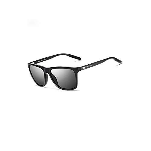 VEITHDIA marke unisex retro aluminium + tr90 sonnenbrille polarisierte linsen vintage brille zubehör sonnenbrille für männer/frauen 6108