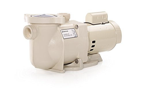 Pentair 340039 SuperFlo High Performance Single Speed Pool Pump – 1½ HP – 115/230V – 1 Phase