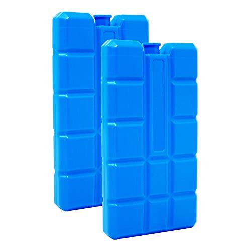 ToCi Lot de blocs réfrigérants pour sac isotherme ou glacière, de 200 ml chacun, ., 2