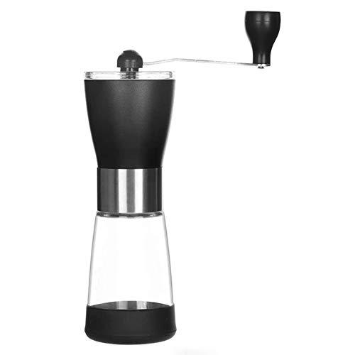 Kleine Commerciële Koffiemolen, Handmatig Geïntegreerde Koffiemachine Voor Huishoudelijk Gebruik Met Kop, Het Koffiepoeder Moet In De Hand Worden Gehouden Om De Beste Smaak Te Behouden