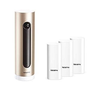 Netatmo Pack with Smart Indoor Security Camera + Smart Door and Window Sensors (B085FL55FT) | Amazon price tracker / tracking, Amazon price history charts, Amazon price watches, Amazon price drop alerts