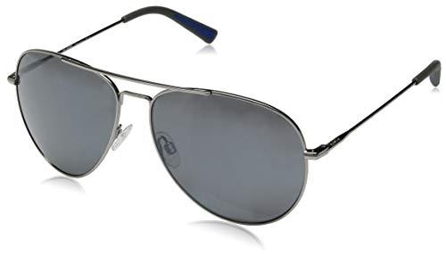 Revo Unisex adulto RE 1081 00 GY Gafas de sol modernas deportivas polarizadas de aviador Spark Re 1081