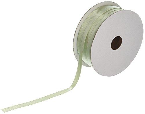 Club Green mit Satinband, Salbei, 6mm x 25m