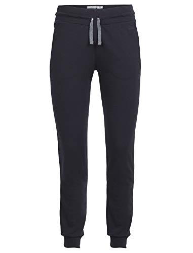 Icebreaker Damen Funktionshose Crush Pants Hose, Black/Charcoal, XS