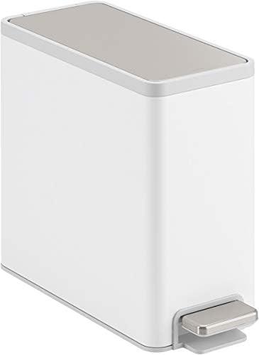 Best Kohler stainless steel motion sensor trash can for bathroom