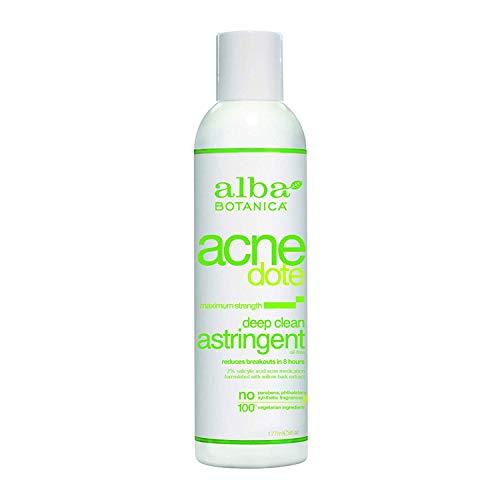 ALBA BOTANICA - Natural ACNEdote Deep Clean Astringent - 6 fl. oz. (177 ml)