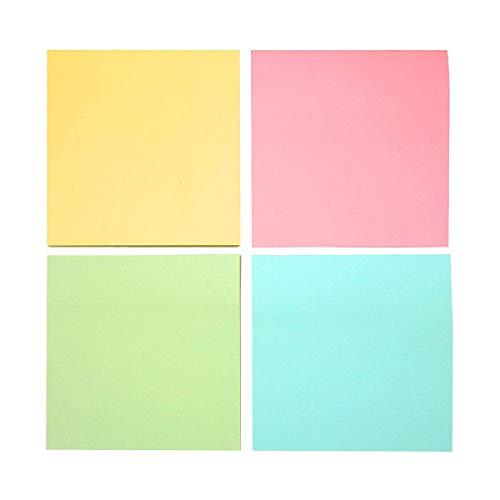 付箋紙、オフィス分類コード用のメモ用紙、小さなメモ帳のステッカー、300ページ(4色)