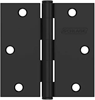 Schlage SC3P1010F622E Pack of Three 3.5