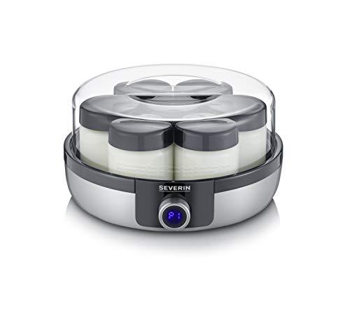 Severin JG 3521 Digitaler Joghurtbereiter mit Automatikprogrammen