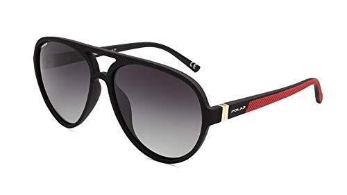 sonnenbrille Vintage 4001 herren polarisiert Cat, 4 schwarz