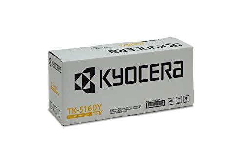 Kyocera 1T02NTANL0 - Cartucho de tóner, standard, color amarillo