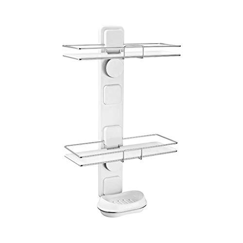 NYKK Accesorios para Cuarto de baño/Set de baño Súper Potente succión del vacío de la Copa Jabonera - Titular Fuerte for baño y Cocina Juego de Accesorios para baño