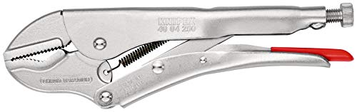 KNIPEX 40 04 250 Pince-étau universelle zinguée brillante 250 mm