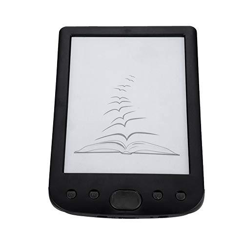 Lantro JS E Ink Book Reader, tragbarer 6-Zoll-Papierleser 800 * 600 zum Lesen im...
