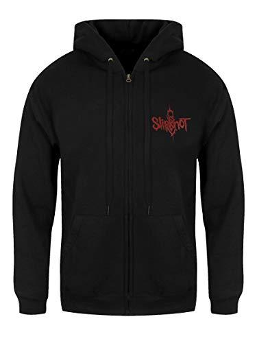 NF Slipknot - Logo Star Band Kapuzenjacke (XXL)