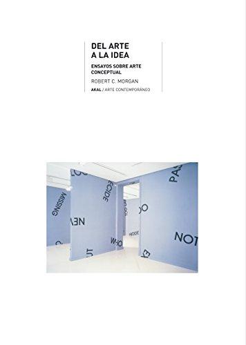 Del arte a la idea: 13 (Arte contemporáneo)