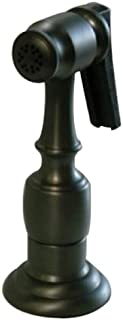 Kingston Brass Gourmetier KBSPR5 Kitchen Faucet Sprayer with Hose, Oil Rubbed Bronze