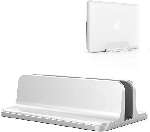 Soporte portátil de la computadora portátil Vertical del Soporte de la computadora portátil Soporte para portátil portátil para Macbook/Superficie/Lenovo/DELL/Gaming Portátiles. Gorgeous