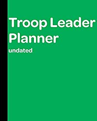 Must have Girl Scout Planner to get yourself organized