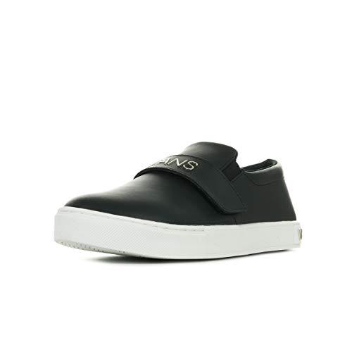 VERSACE JEANS COUTURE Damen Shoes Gymnastikschuhe, Schwarz (Nero 899), 39 EU