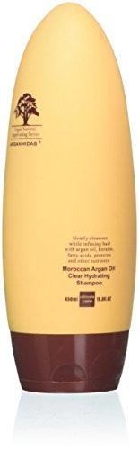Arganmidas Moroccan Arganöl Moisture Repair Shampoo 450 ml – Feuchtigkeitsspendendes regenerierendes Shampoo