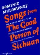 Songs from the Good Person of Sichuan