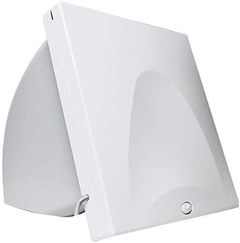 Extractor de baño, ventilador, fanático de la cocina, ventilador de baño, ventilación, ventilación, ventilación, silenciosa, silenciosa, 6 pulgadas, velocidad de la ventana: 2350 (RPM), Presión del vi