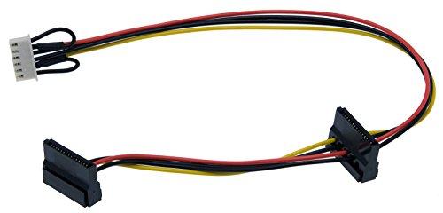 Original Acer Stromkabel Festplatte / optisches Laufwerk / Power Chord HDD / ODD Veriton M6630G Serie