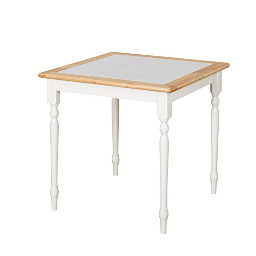 Target Marketing Systems Tile Top Dining Table