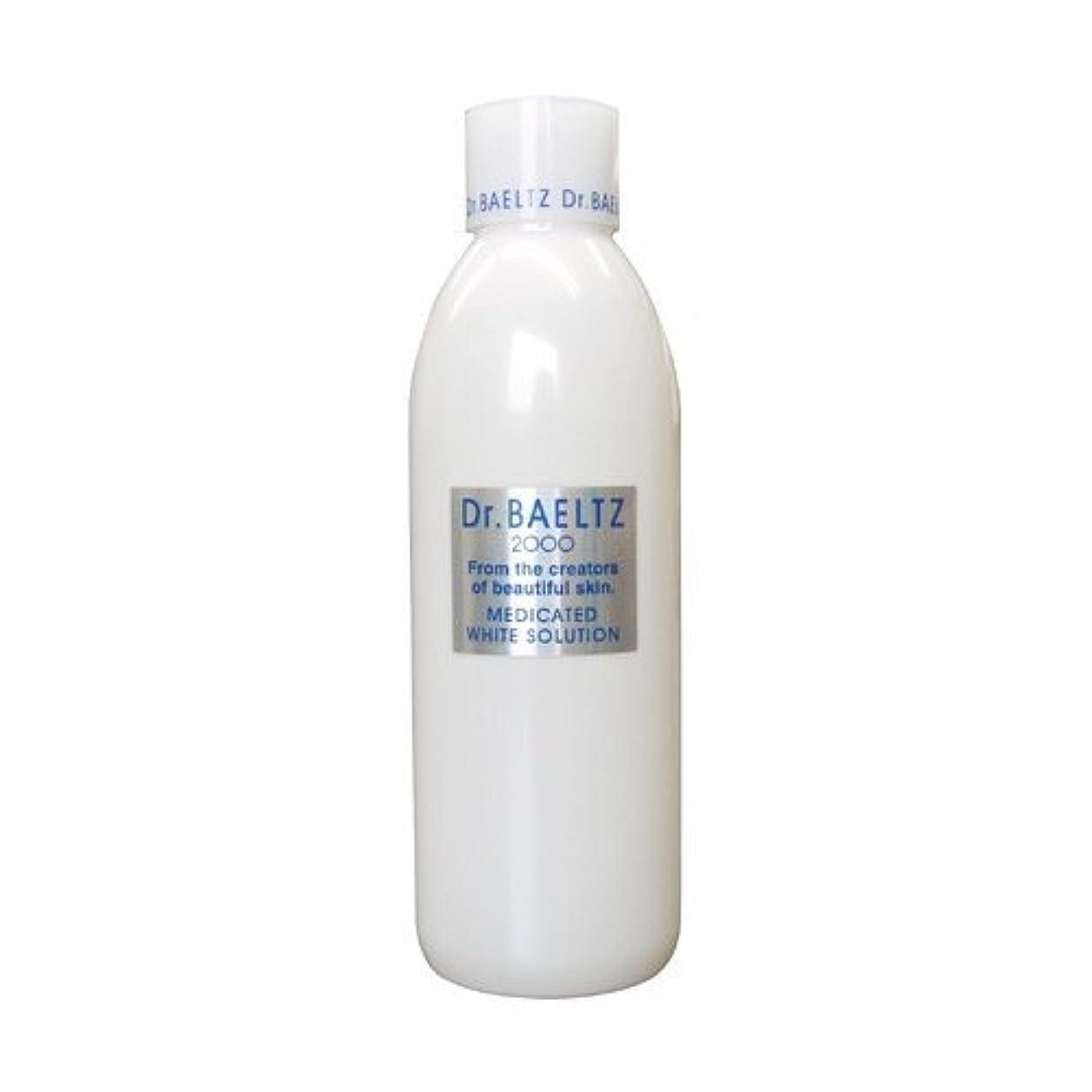 田舎者ねじれピカリングドクターベルツ(Dr.BAELTZ) 薬用ホワイトソリューション 300ml(美白化粧水 医薬部外品)
