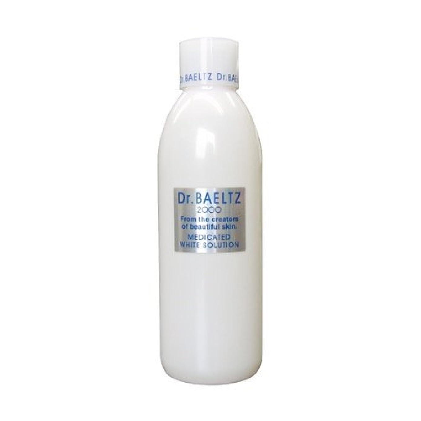 月曜日家密度ドクターベルツ(Dr.BAELTZ) 薬用ホワイトソリューション 300ml(美白化粧水 医薬部外品)
