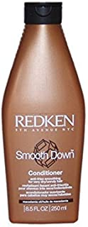 Redken Smooth Down Conditioner Unisex, 8.5 Ounce