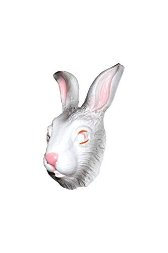 MASQUE PLASTIQUE RIGIDE LAPIN GRAND MODELE