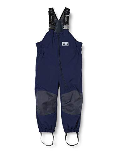 Lego Wear Lwpoul Lego Tec Sommer Funktionshose Pantalon De Pluie, Bleu (Dark Navy 590), 92 Bébé garçon