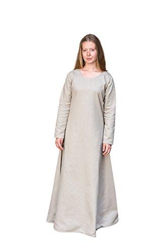 Unterkleid Freya - Hanf XL