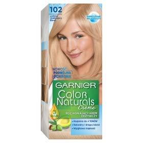 Garnier Color Naturals Haarfärbemittel 102 Ice Irisierenden Blond 1 Stück