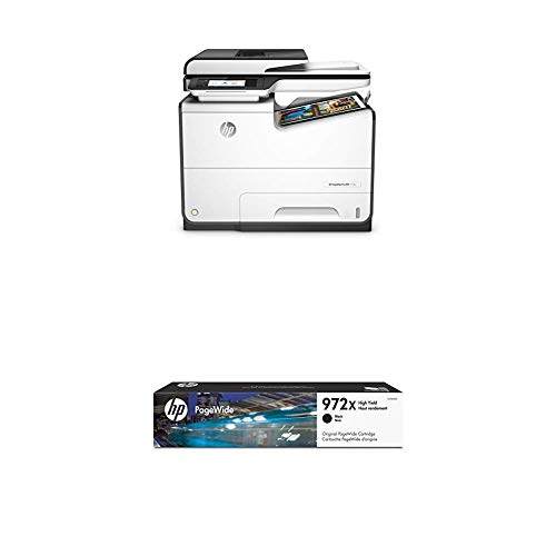 Purchase HP PageWide Pro Color Multifunction Business Printer with Wireless & Duplex Printing with H...