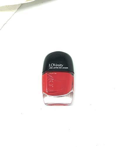 L.O.V LOVinity Long lasting Nail lacquer- Nagellack Genuine Grenadine 150