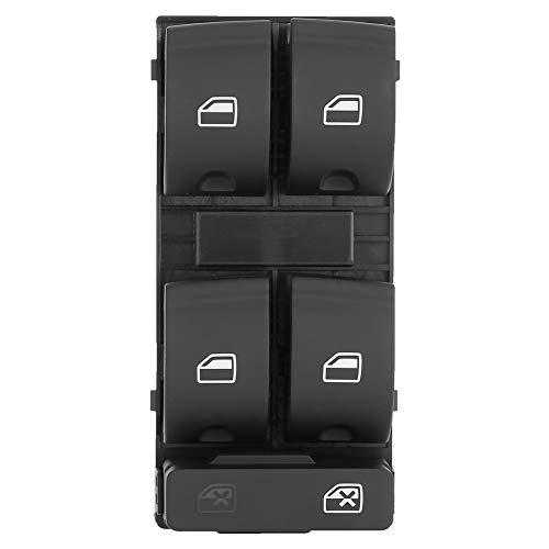 Outbit Hauptschalter für Fensterheber - 8ED 959 851 Hauptschalter für Fensterheber für A4 / S4 B6 B7 RS4 SEAT Exeo