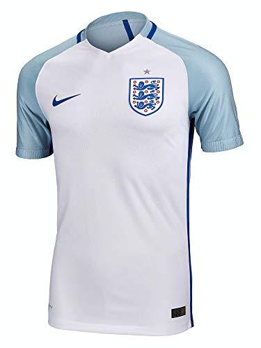 NIKE Selección de Fútbol de Inglaterra 2015/2016 - Camiseta Oficial, Talla M