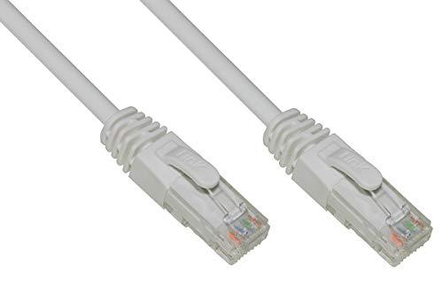 Link Cable de Red categoría 6 A, sin apantallado, UTP AWG24, Color Gris sin halógenos, 20 m