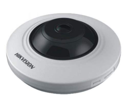 Hikvision Digital Technology DS-2CD2955FWD-I - Cámara de Seguridad IP (Interior de cúpula, Techo/Pared, 2560 x 1920 píxeles)